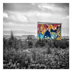 Uppspretta - Lex Banning - Toyism Art Movement