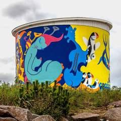 Uppspretta - Iceland Reveal 2 - Toyism Art Movement