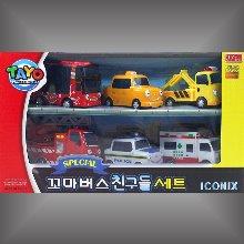 鋼彈.玩具.麗王網購.小巴士TAYO 組裝遊戲組.TAYO 凱莉運輸車與 ...