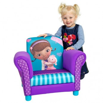 doc mcstuffins chair smyths vinyl webbing for patio chairs upholstered reviews - toylike
