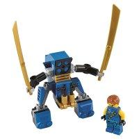LEGO 30292 - LEGO NINJAGO - Jay Nano Mech - Jay Nano Mech ...