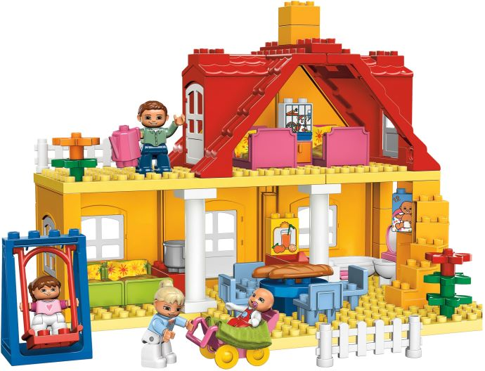 LEGO 5639 LEGO DUPLO Family House