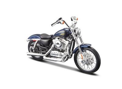 Maisto 34360-34-XL, Harley Davidson XL 1200V Seventy-Two