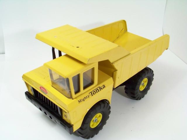 Tonka 2900 Dump Truck Free
