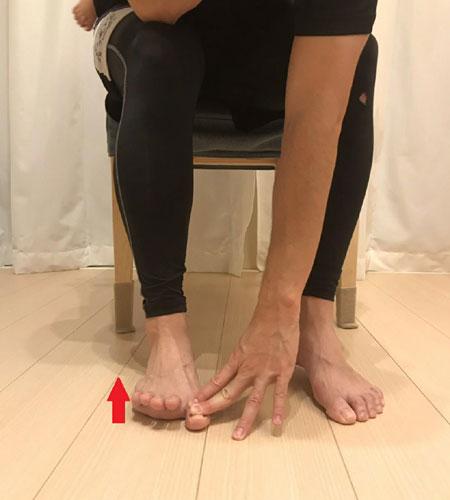 長趾伸筋の筋トレ