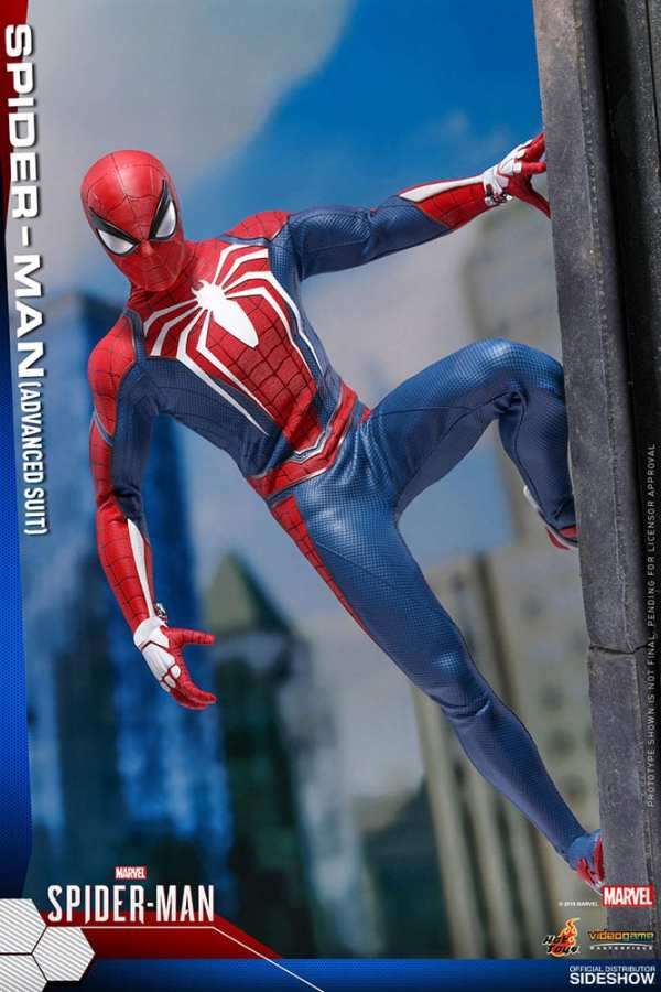 marvel-spider-man-advanced suit-sixth-scale-figure-hot-toys-903735-06
