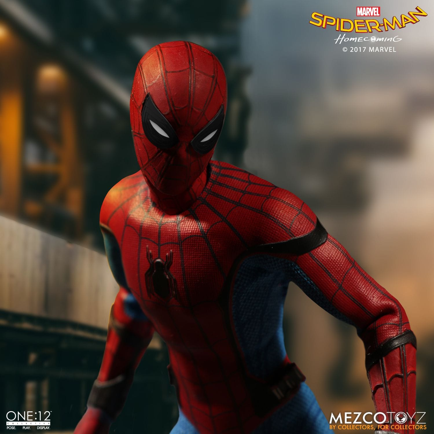 spider man homecoming one