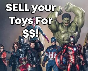 Sell your Collectibles for Cash