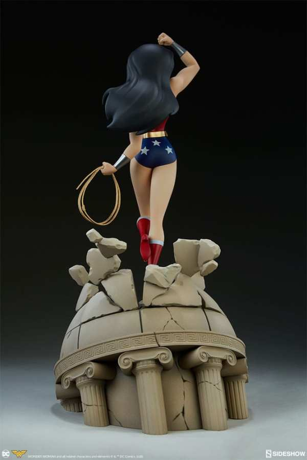 dc-comics-wonder-woman-animated series-collection-statue-sideshow-200544-07