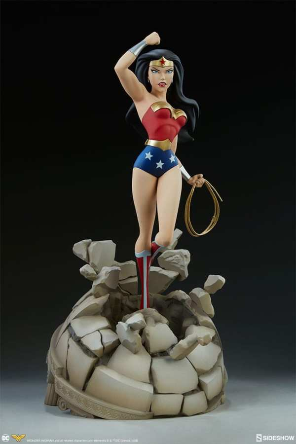 dc-comics-wonder-woman-animated series-collection-statue-sideshow-200544-11