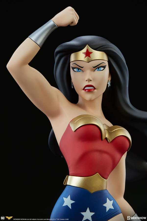 dc-comics-wonder-woman-animated series-collection-statue-sideshow-200544-12