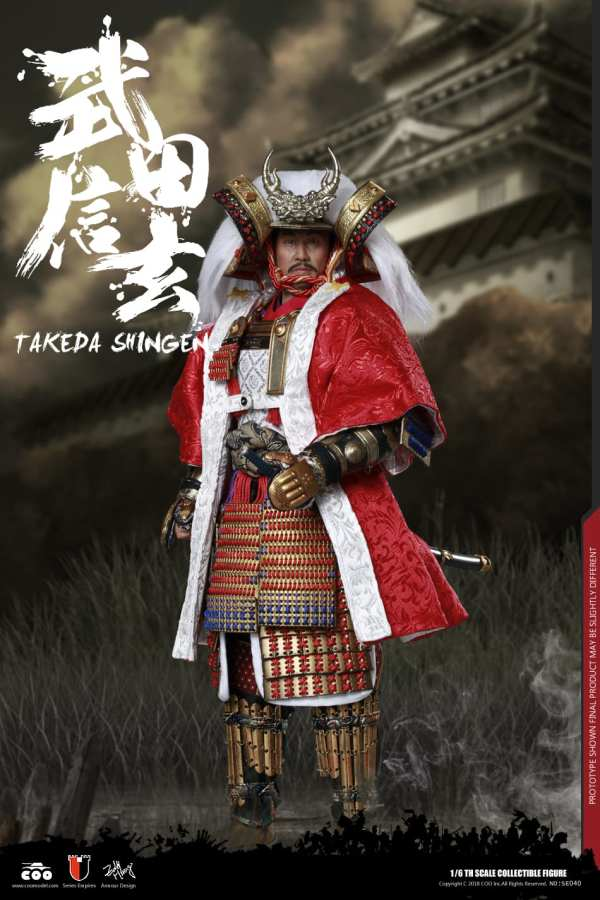 coomodel-se040-1-6-scale-series-of-empires-diecast-takeda-shingen-tiger-kai-EXCLUSIVE-img04