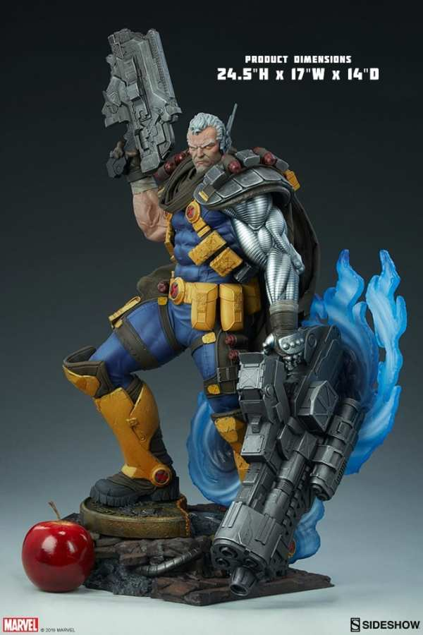 sideshow-collectibles-cable-premium-format-figure-statue-marvel-x-men-img04