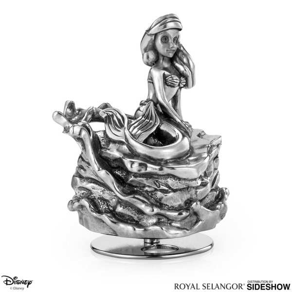 Ariel (Disney) Music Carousel - Pewter Collectible | Toy Origin