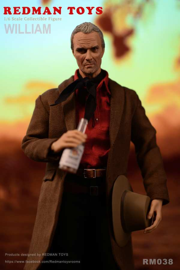 redman-toys-rm038-the-cowboy-unforgiven-william-1-6-scale-figure-sixth-scale-img02