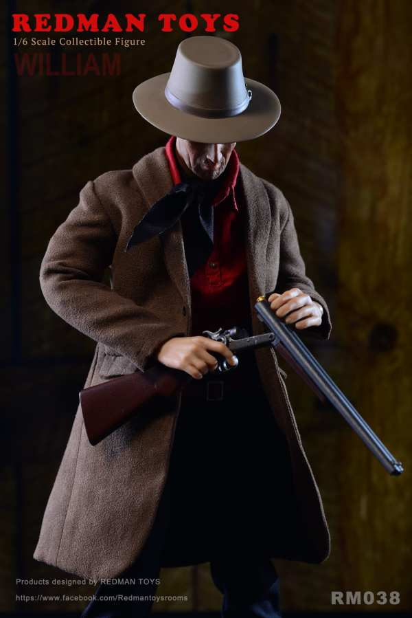 redman-toys-rm038-the-cowboy-unforgiven-william-1-6-scale-figure-sixth-scale-img05