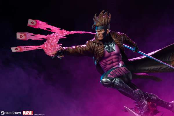 sideshow-collectibles-gambit-maquette-x-men-statue-collectibles-marvel-img03
