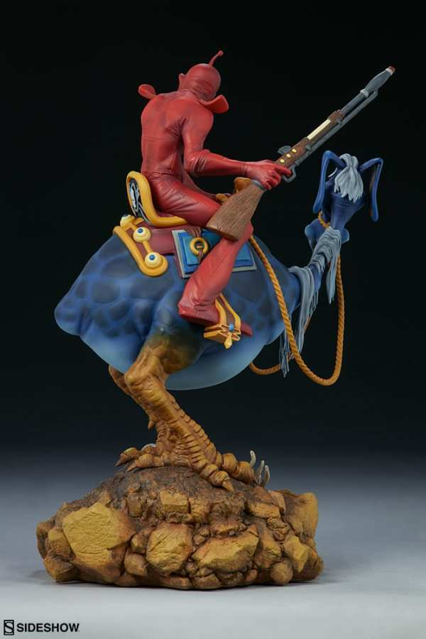 sideshow-collectibles-peace-necron-99-william-stout-red-rider-statue-wizards-img09