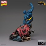 iron-studios-beast-1-10-scale-statue-bds-art-scale-x-men-collectibles-img04
