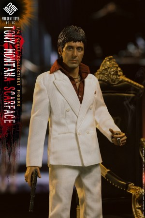 PRESENT TOYS PT-09 The Godfather 2 Michael Al Pacino 1//6 Action Figure Pre-order