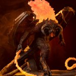 asmus-toys-balrog-collectible-figure-8-inch-the-lord-of-the-rings-collectibles-img10