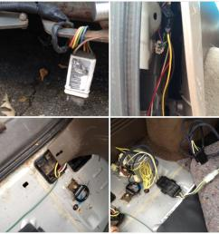 replacing 4 pin trailer wiring with pics toyota 4runner forum attached  [ 982 x 982 Pixel ]