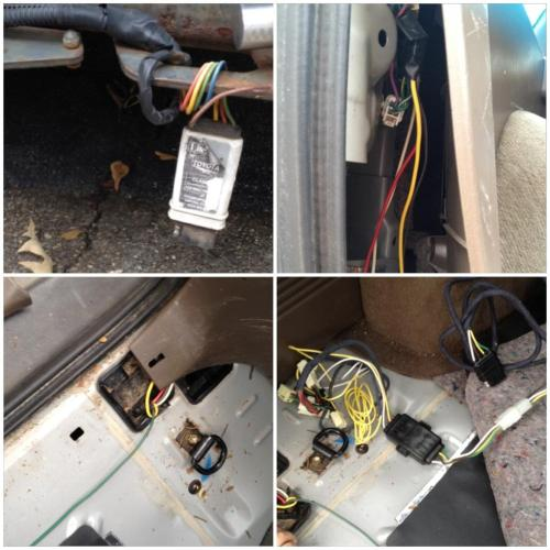 small resolution of replacing 4 pin trailer wiring with pics photo 12 jpg