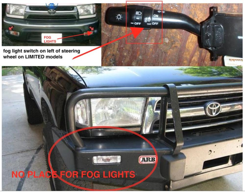 medium resolution of can you run aftermarket auxiliary lights from factory fog light switch screen