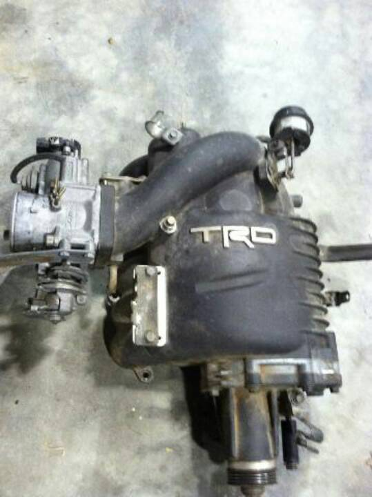 Tacoma Trd 34 Supercharger