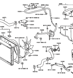 how many coolant hoses are there hoses2 png [ 1592 x 1099 Pixel ]