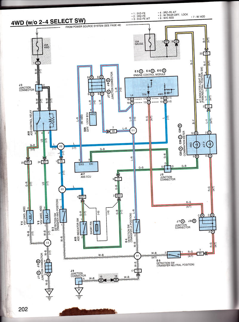 hight resolution of 5spd transmission wiring sensor diagram jshiftewd jpg