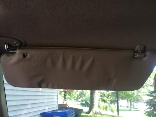small resolution of  roof mount led light bar install with pics img 6420 1 jpg
