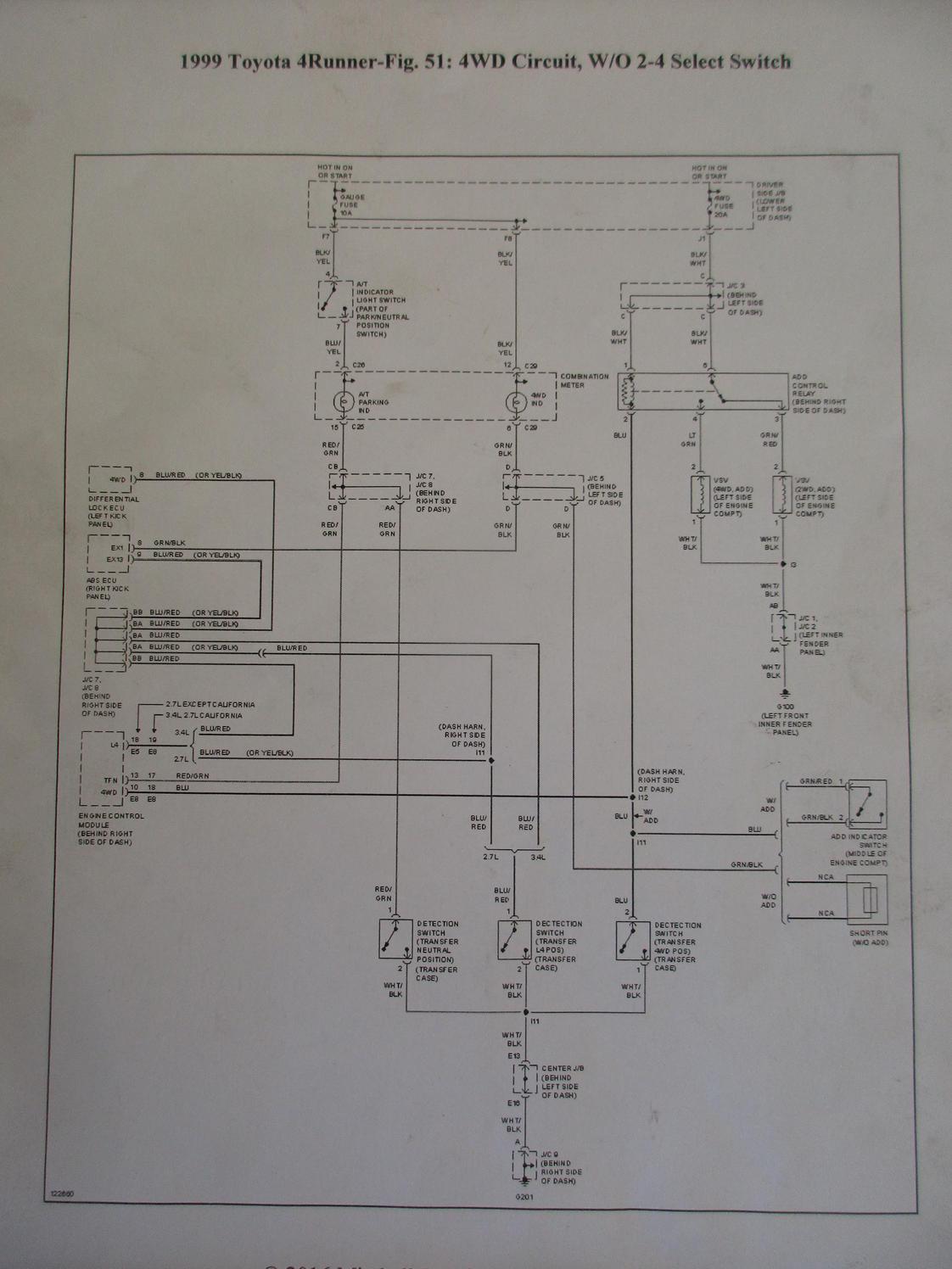 Wiring Diagram Moreover Toyota 4runner Wiring Diagram On 4runner