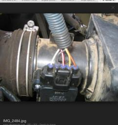 maf conversion wiring 02 maf in a 98 2015 07  [ 1019 x 1359 Pixel ]