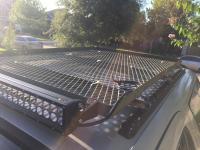 Unistrut Roof Rack - Lovequilts