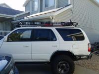 Inexpensive Full Length Roof Rack (Curt Rack) - Toyota ...