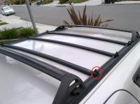 Roof Rack Bolts - Toyota 4Runner Forum - Largest 4Runner Forum