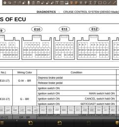 toyota ecm wiring diagram wiring diagram centre 74 ecu pin diagram [ 1274 x 796 Pixel ]