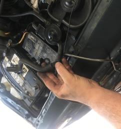 need help with vacuum lines and 2 small lines coming off power steering pump 603789e0  [ 1303 x 977 Pixel ]