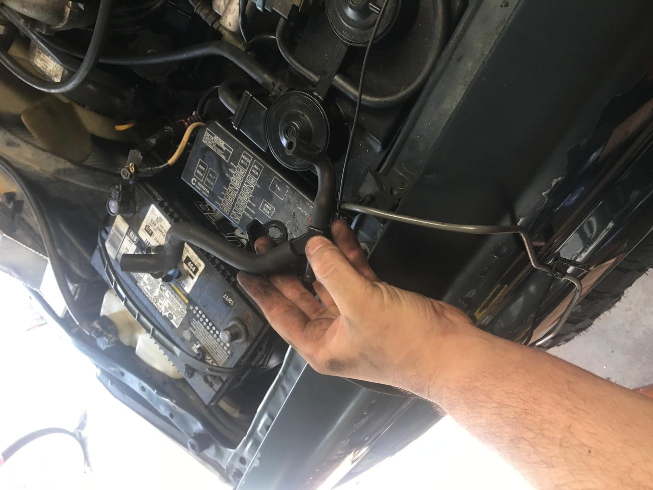 hight resolution of need help with vacuum lines and 2 small lines coming off power steering pump 603789e0