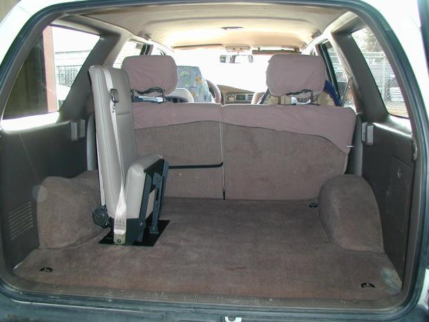toyota 4runner third row seat. Black Bedroom Furniture Sets. Home Design Ideas