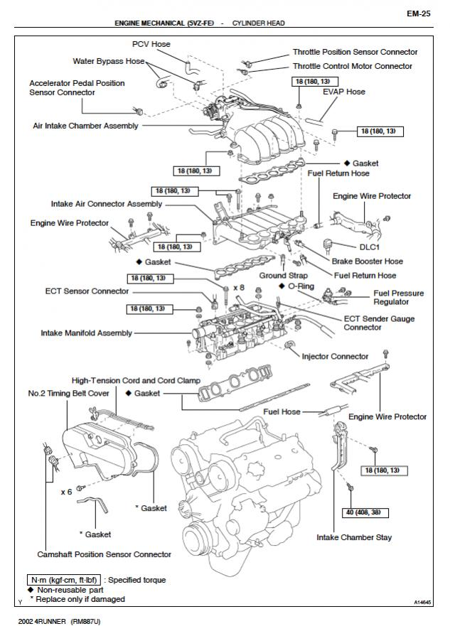 1996 Toyotum 4 Runner Wiring Diagram