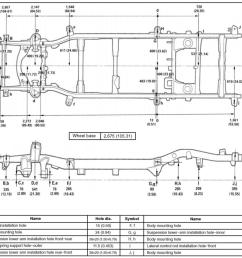 ford f150 frame diagram wiring database library rh 39 arteciock de 1994 ford f150 frame diagram [ 1205 x 963 Pixel ]