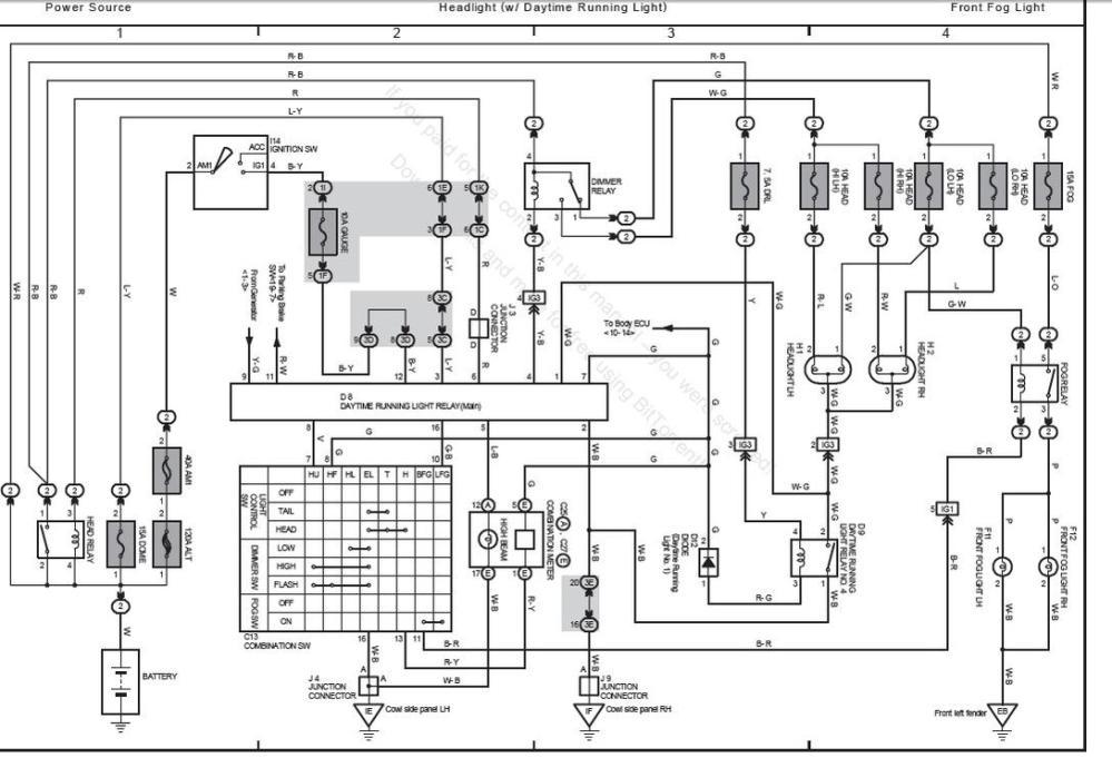 medium resolution of 4runner tail light wiring diagram wiring diagram perfomance 1995 4runner tail light wiring diagram 4runner tail light wiring diagram