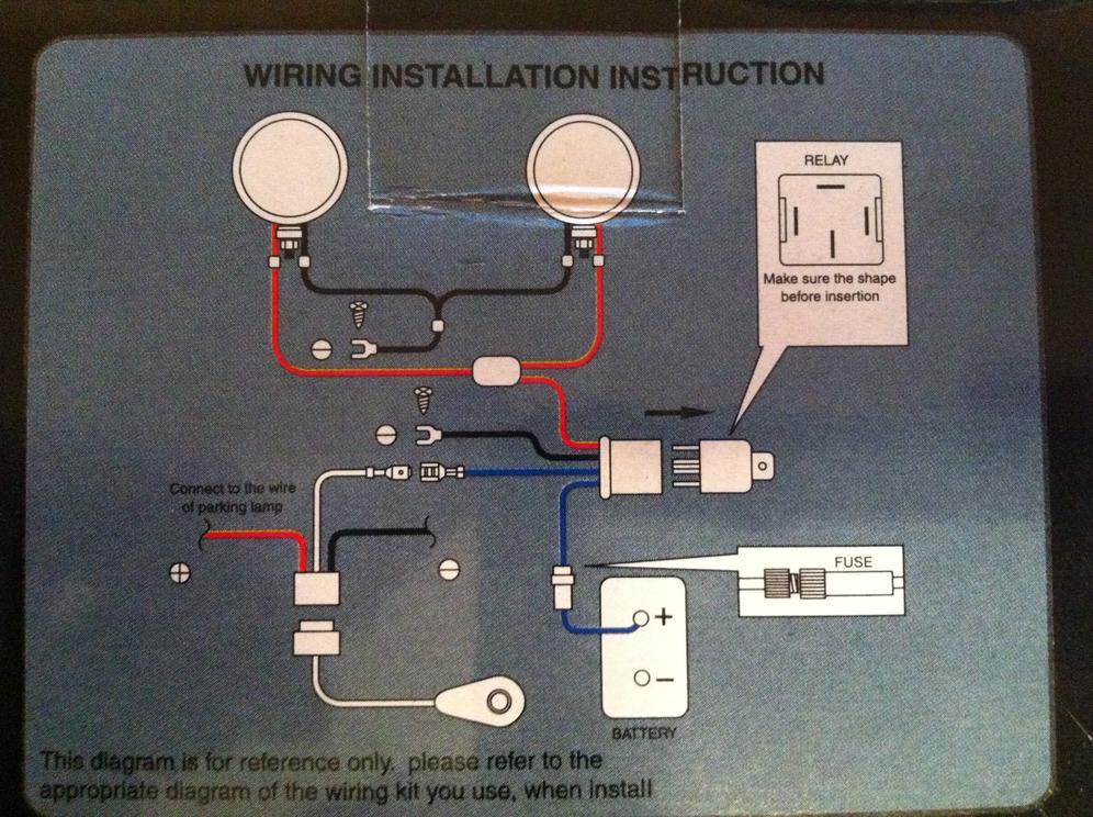 vision x wiring diagram