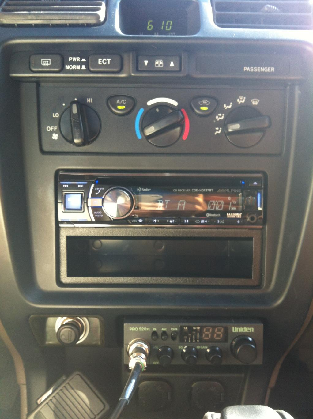 Toyota 4runner Stereo Wiring