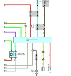 2000 toyota headlight diagram schema diagram database toyota yaris headlight wiring diagram toyota 4runner headlight wiring [ 992 x 1403 Pixel ]