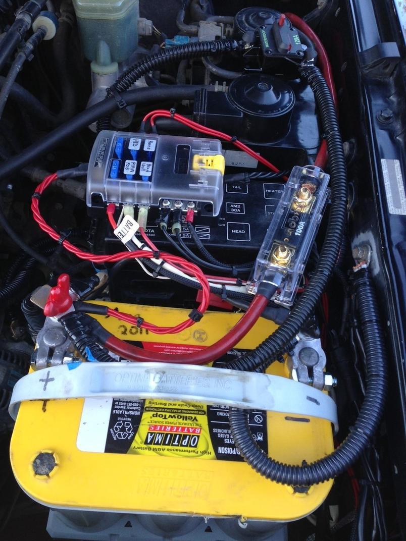 hight resolution of accesory fuse box install toyota 4runner forum largest 4runner forumaccesory fuse box install image jpg