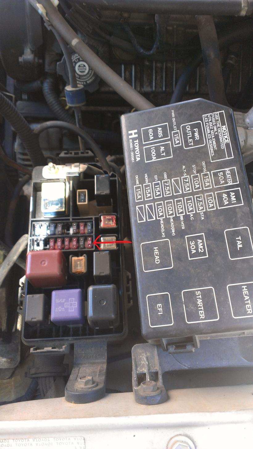 hight resolution of aftermarket stereo install electrical issues imag0158 jpg