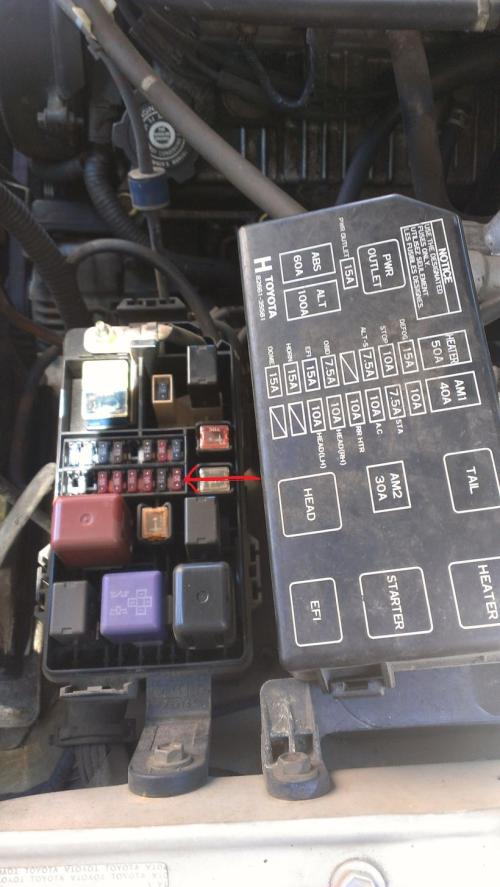 small resolution of aftermarket stereo install electrical issues imag0158 jpg